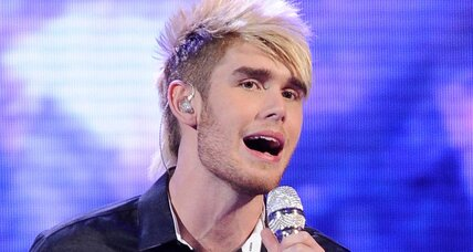 American Idol: Colton Dixon admits he doesn't care and is eliminated