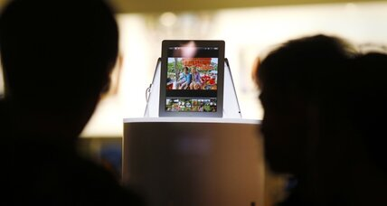 Could an 'iPad mini' stamp out the Kindle Fire?