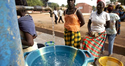 Unconventional Charity: Water aims to raise $2 billion for clean water