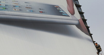 iPad a big favorite among business users: report