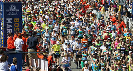 Boston Marathon is a hot one, but is it the hottest marathon ever?