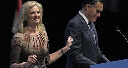 Mitt Romney, President Obama woo women (politically speaking)