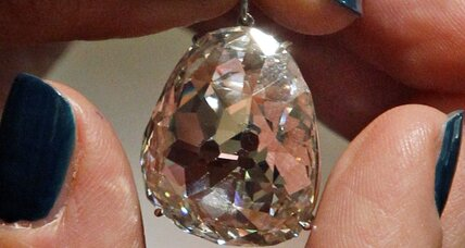 400-year-old diamond – owned by royals – for sale