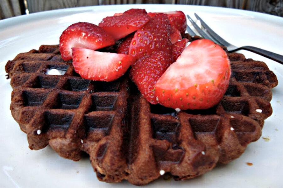 6 recipes for National Waffle Day