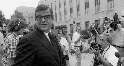 Charles Colson: Watergate 'master of dirty tricks' became prison evangelist