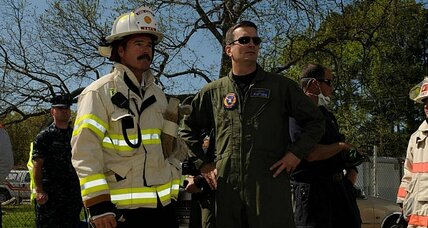 Virginia Beach Navy jet crash: No loss of life in 'Good Friday miracle'(+video)