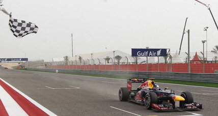 Bahrain F1 race: How a Sunni backlash kept an uprising at bay