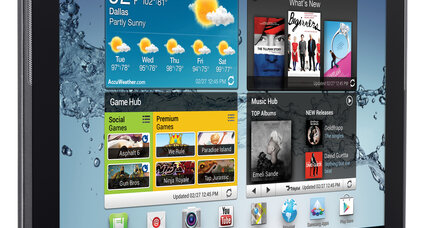 Samsung Galaxy Tab: tablet as remote control?