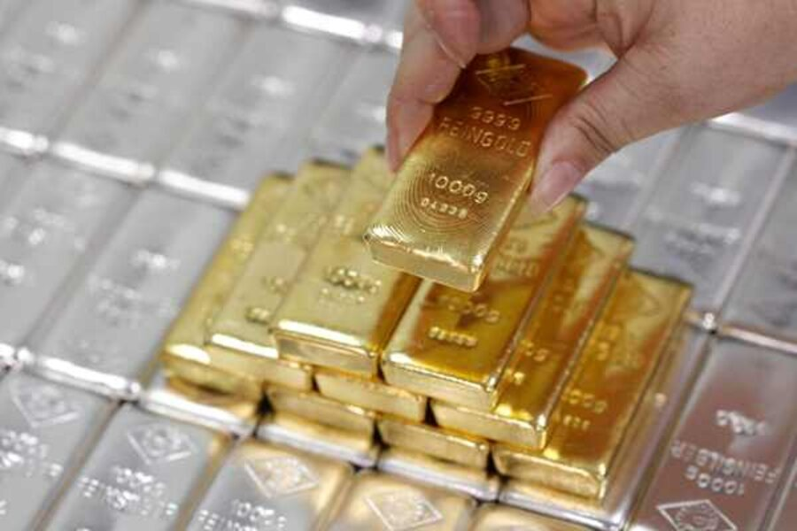 Gold Prices Recover But Still Down For Week