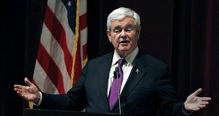 Gingrich acknowledges the inevitable: He won't be the nominee
