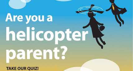 Are you a Helicopter Parent? Take our quiz