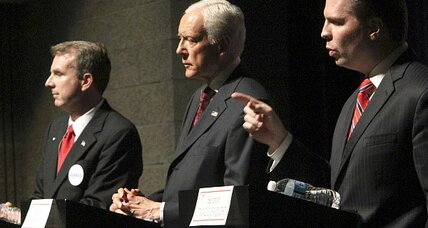 Utah Republican convention: How Orrin Hatch (almost) beat back a tea party revolt