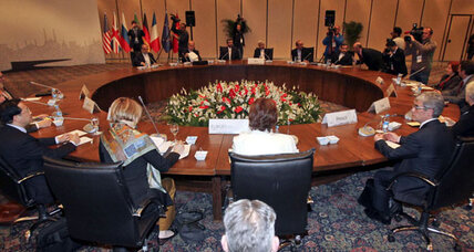 Iran nuclear talks: 'constructive' day yields plan for Round 2 in May