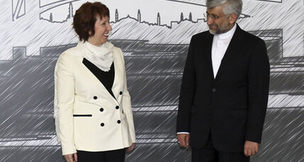 Iran nuclear talks: atmosphere 'completely different'