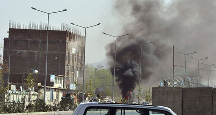 Assault on Kabul: Taliban claim attacks as show of strength