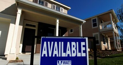 30-year mortgage rate under 4 percent