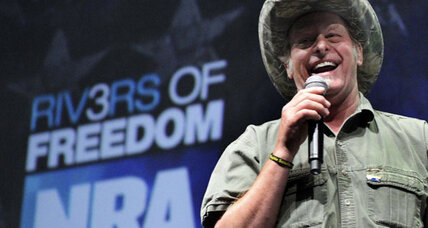 Nugent to meet with Secret Service