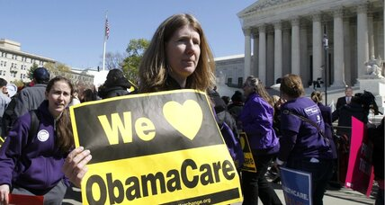 Hey SCOTUS, we already have a federal mandate for health care
