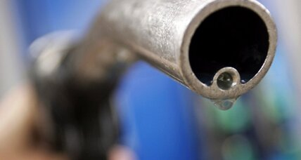 Oil prices back up over $103 a barrel