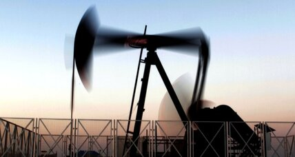 Oil prices drop ahead of Iran talks