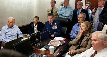 The day President Obama said: 'Go get bin Laden'