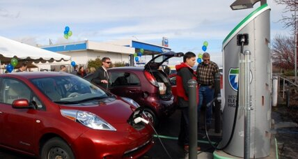 Electric cars: Big climate aid in L.A., but not Wichita