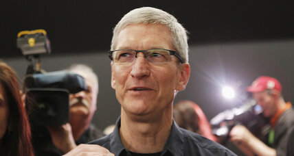Apple CEO Tim Cook: Tablet hybrids don't stand a chance