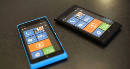 Nokia Lumia faces hurdles in Europe: report
