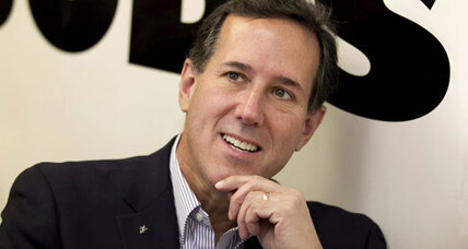 Santorum meets with conservatives to plan last-ditch effort