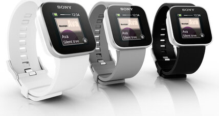 Sony SmartWatch: The littlest Android device