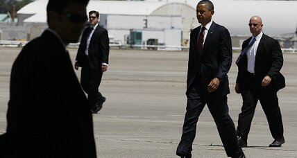 Secret Service scandal: 'Party's over, boys'