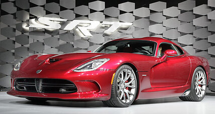 Chrysler: Viper roars back to life