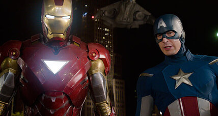 'The Avengers' ensemble debuts to big overseas box office