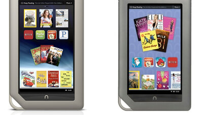 Microsoft joins forces with Barnes & Noble
