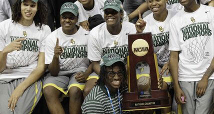 Brittney Griner and Baylor women perfect, beat Notre Dame for NCAA title