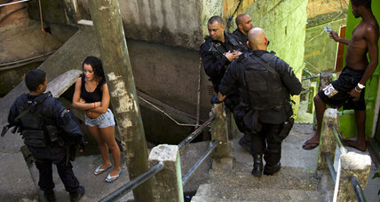Why some Rio residents yearn for an iron-fisted druglord