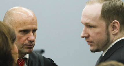 Breivik apologizes for killing Oslo bystanders, but not teens at summer camp