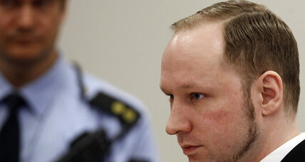 Norwegian murderer Breivik had planned even more sweeping attack (+video)