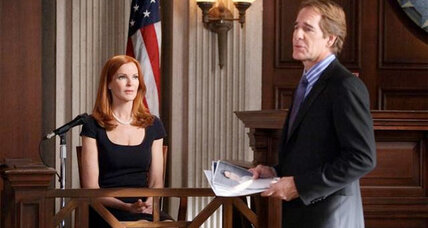 Scott Bakula discusses arriving for end of 'Desperate Housewives'