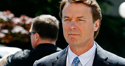 John Edwards on trial over $1 million used to support mistress (+video)