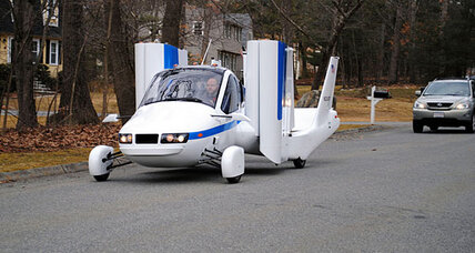 Terrafugia flying cars cost $279,000 each, already have 100 pre-orders