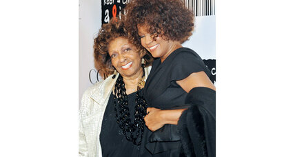 Whitney Houston's mother may write book about her daughter