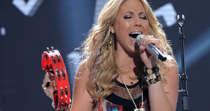 'American Idol' reaches final 5 by dismissing Elise Testone (+video)