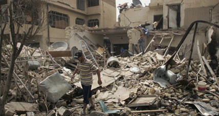 Dozens killed in Iraq bomb blasts Thursday