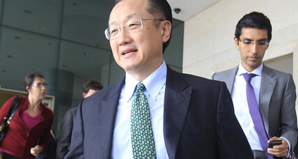 Jim Yong Kim selected as new World Bank president