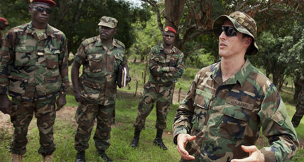 How US special forces help in the hunt for Joseph Kony