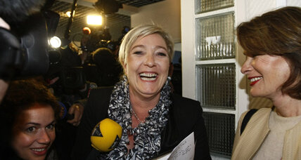 Will the far right be the kingmaker in France's presidential election? (+video)