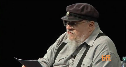 'Game of Thrones' author George R.R. Martin reads excerpt of upcoming book
