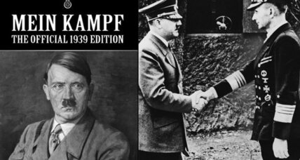 'Mein Kampf' will be published in an annotated edition by Bavaria