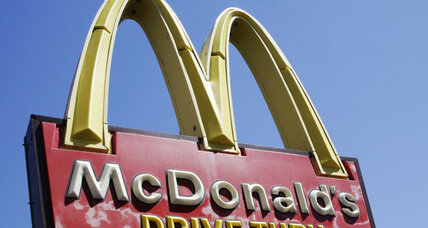 $1 felony: Florida man charged over soda bill at McDonald's